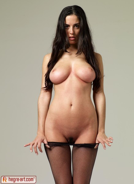 Muriel from Hegre Art naked