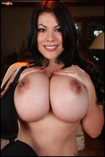 topless Ana Rica